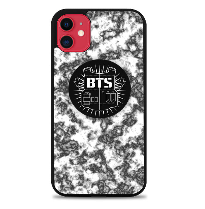 BTS Boyband Marble G0039 iPhone 11 Case