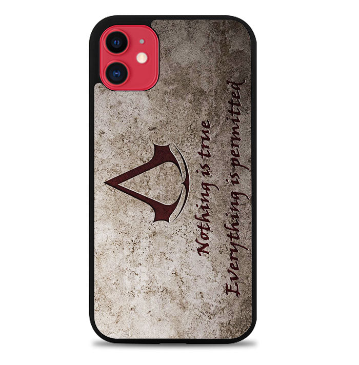 Assassin Creed V0355 iPhone 11 Case