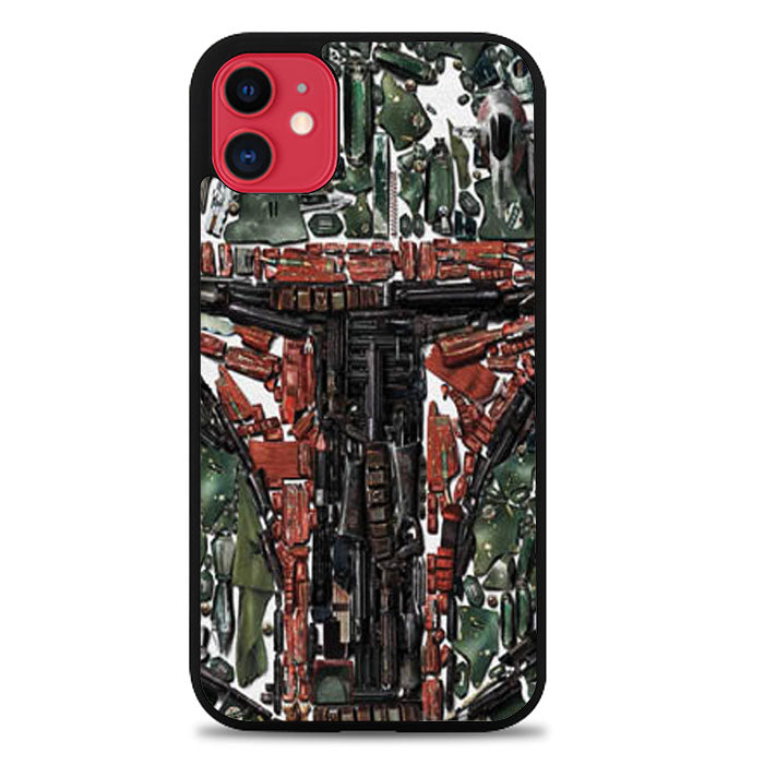 Star wars bobba V0517 iPhone 11 Case