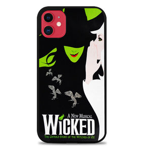Wicked musical V0519 iPhone 11 Case