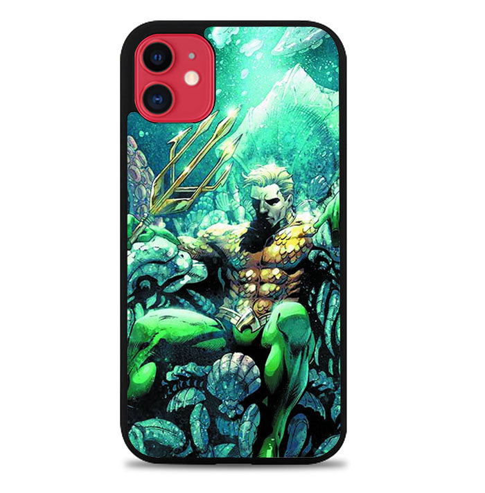 AQUAMAN SIT V0054 iPhone 11 Case