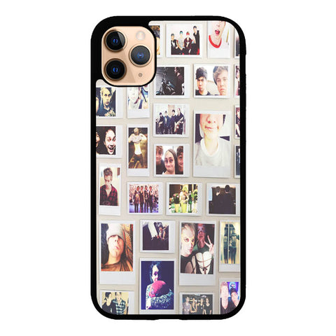1 Direction Collae V0611 iPhone 11 Pro Max Cover Cases kurokoshop.myshopify.com
