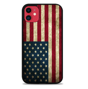 AMERICAN FLAG V0693 iPhone 11 Case