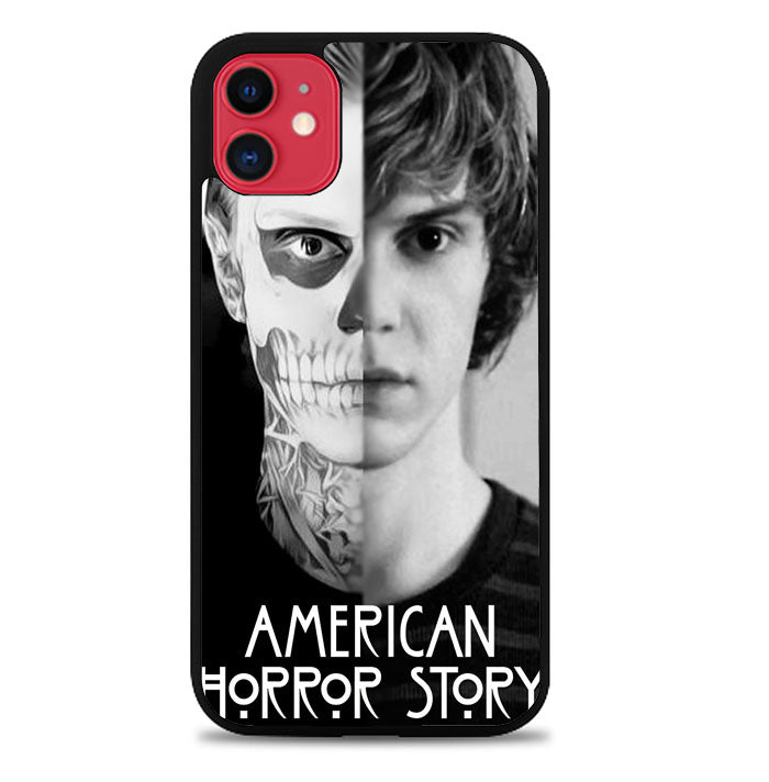 American Horror Story Skull Tate V1404 iPhone 11 Case