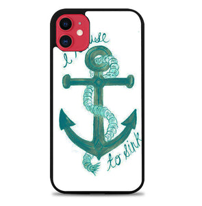 Anchor Mint V1413 iPhone 11 Case