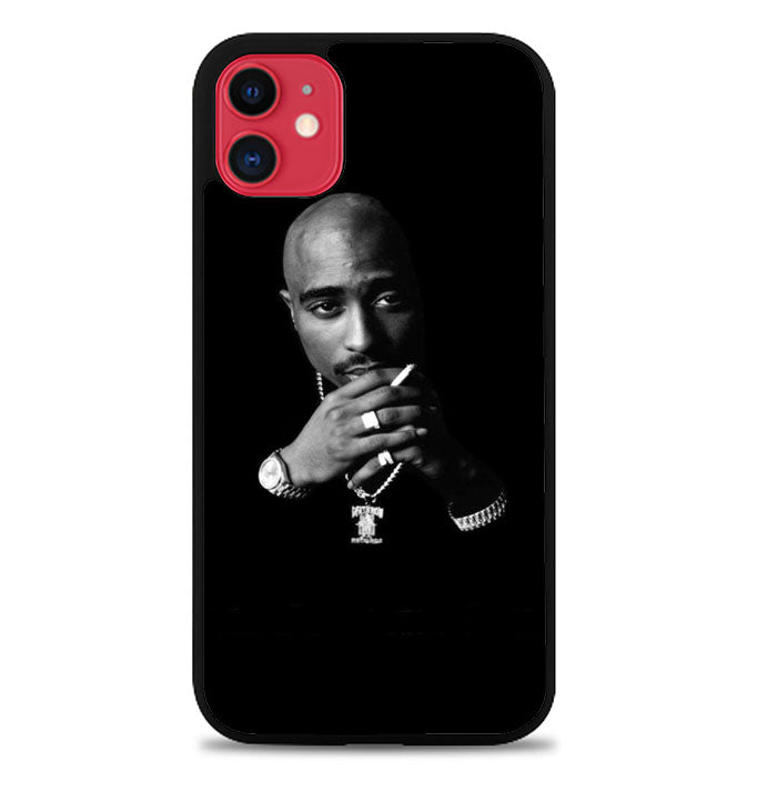 TUPAC QUOTES V1794 iPhone 11 Case