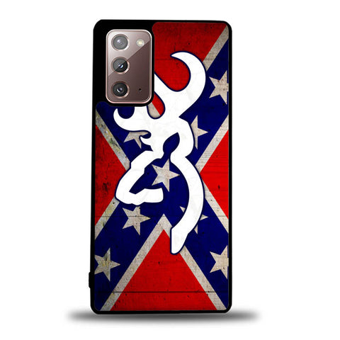 BROWNING CAMO 4 V1819 Samsung Galaxy Note 20 5G Case