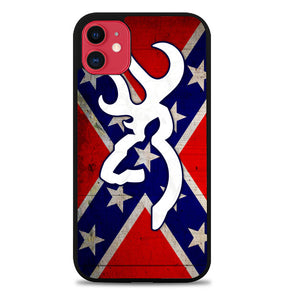 BROWNING CAMO 4 V1819 iPhone 11 Case