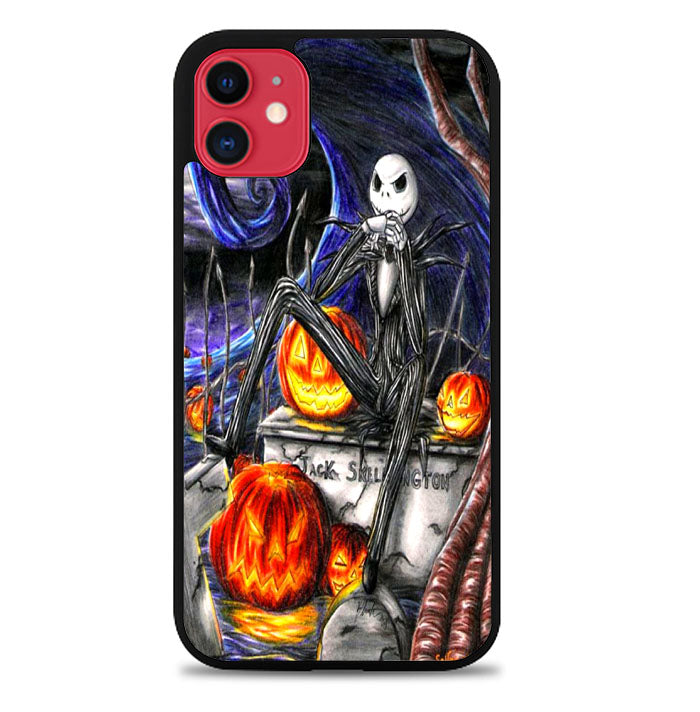 NIGHTMARE JACK SKELLINGTON V1950 iPhone 11 Case