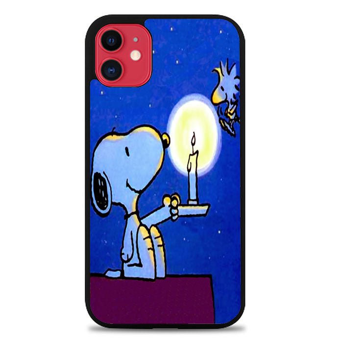 Snoopy Light In The Dark V 2108 iPhone 11 Case