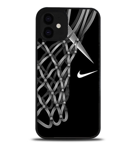 Nike Basketball P0671 iPhone 12 Case