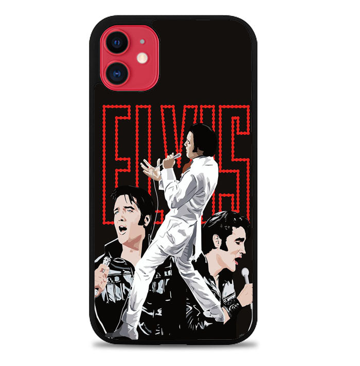 Elvis Presley If I Can Dream P0351 iPhone 11 Case