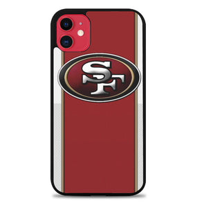 San Francisco 49ers P0362 iPhone 11 Case