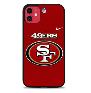 San Francisco 49ers Nike P0363 iPhone 11 Case