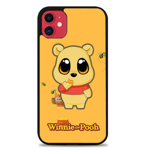 Winnie The Pooh P0412 iPhone 11 Case