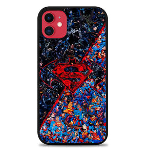 Superman Vs Batman P0713 iPhone 11 Case