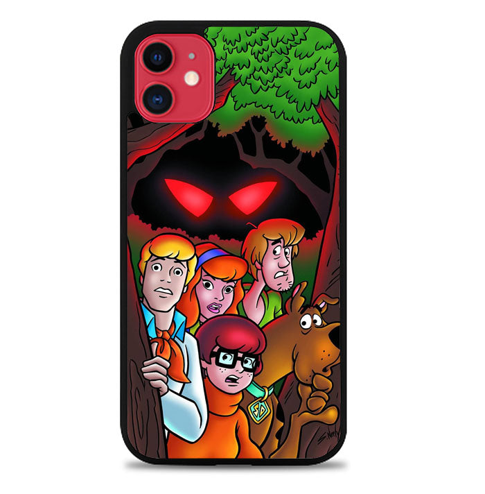 Scooby Doo Caoon P1267 iPhone 11 Case