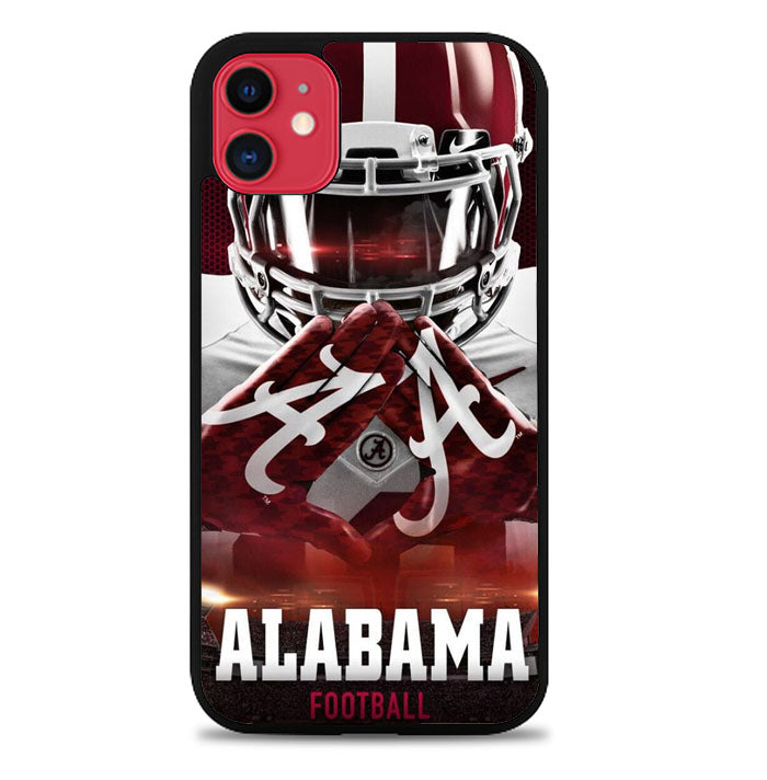 Roll Tide Tlabama Football P1634 iPhone 11 Case