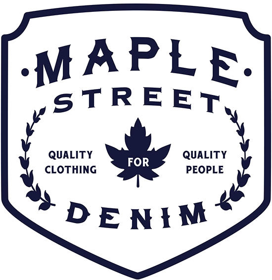 maple street denim oakland california denim jeans shop