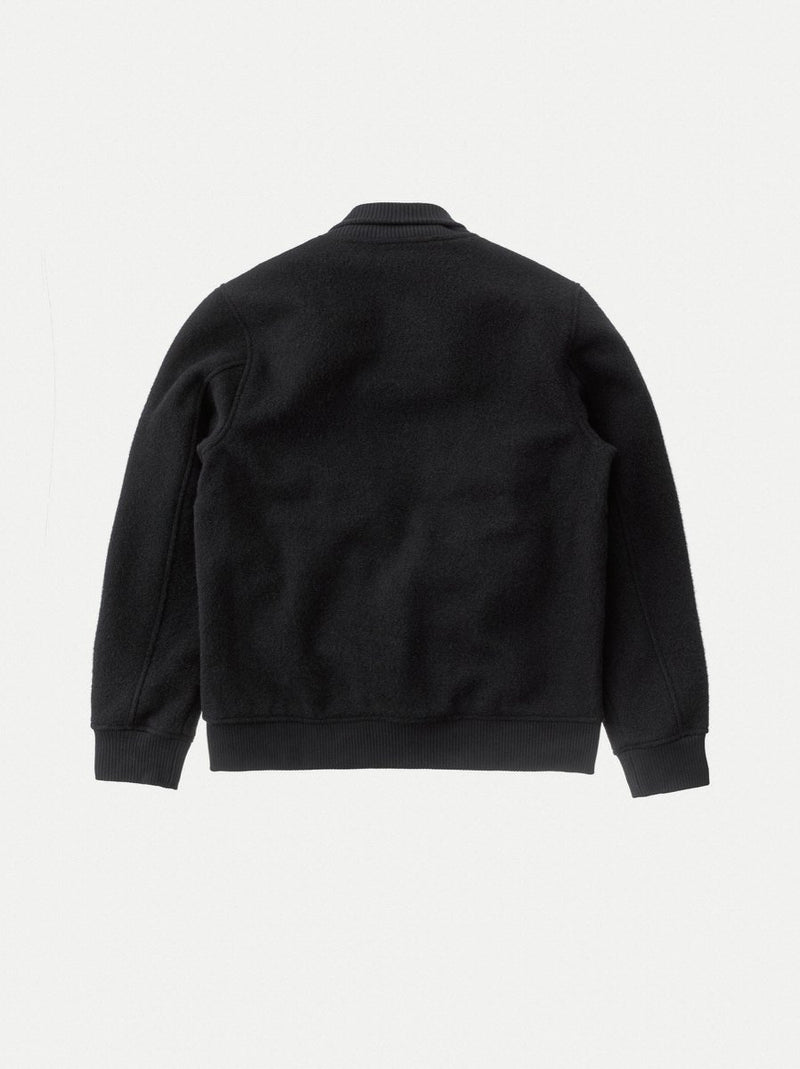 Bengan Wool Fleece - Black