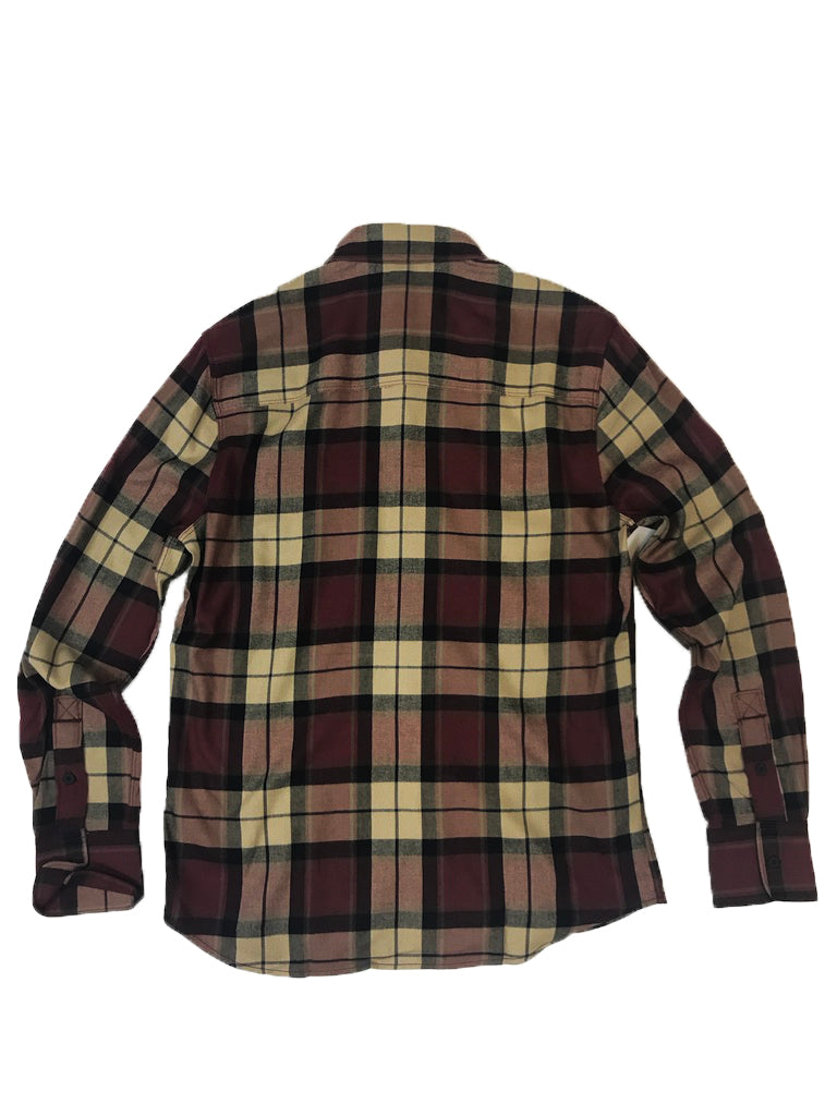 Everett Shirt Rosewood Willow