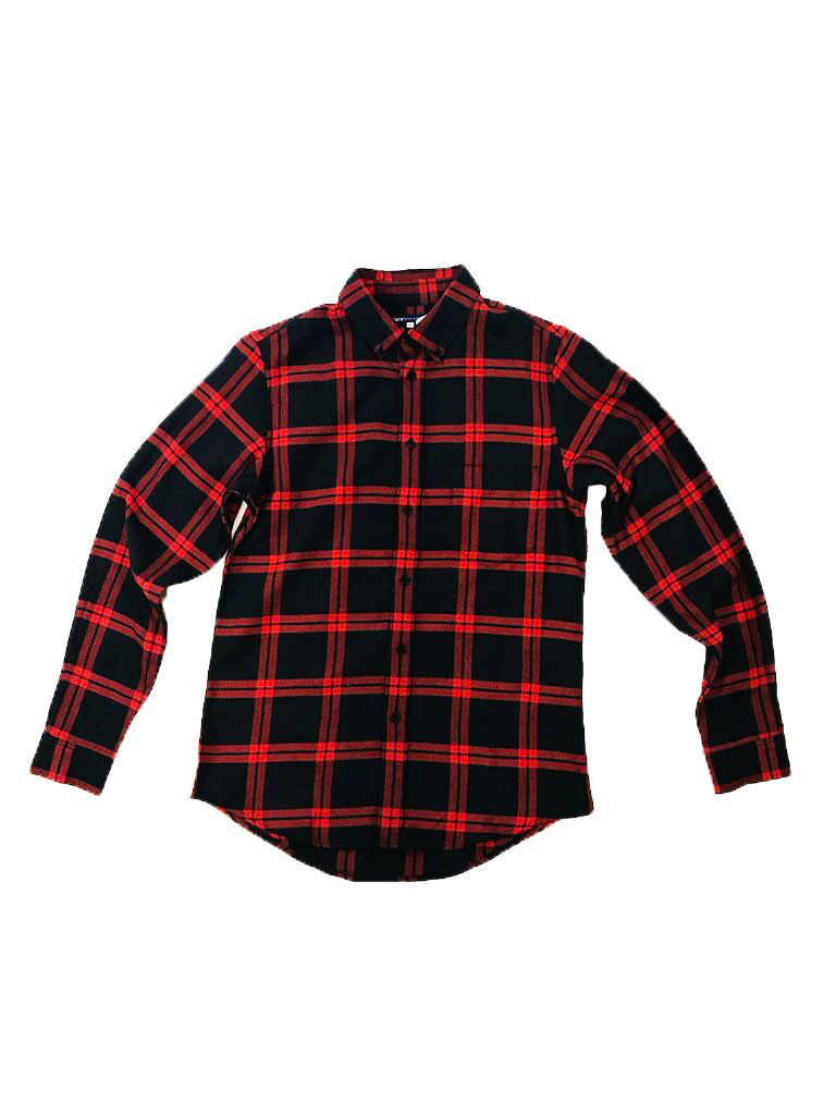 Standard Shirt - Tackle Plaid