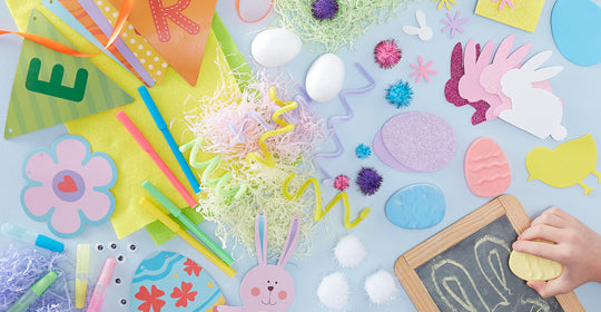 Hop To It: Easter Party Ideas For Kids