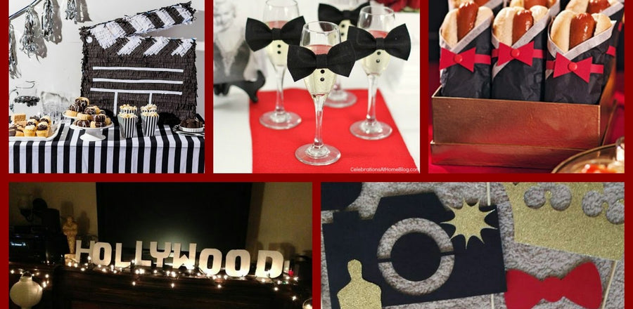 Hollywood Awards Night Party Ideas