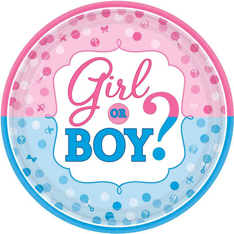 Gender Reveal Girl or Boy
