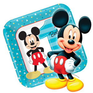 Mickey Mouse Fun to be One Party Supplies