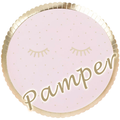 Pamper Party Supplies