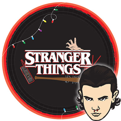 Stranger Things Party Supplies