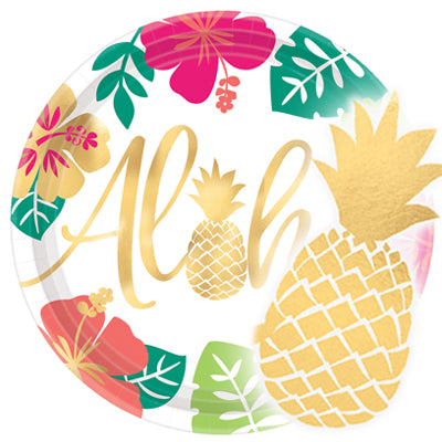 You Had Me At Aloha Party Supplies
