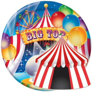 Circus Carnival Party Supplies