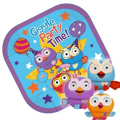 Giggle And Hoot Party Supplies