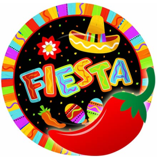 Mexican Fiesta Party Supplies
