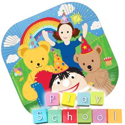 Play School Party Supplies