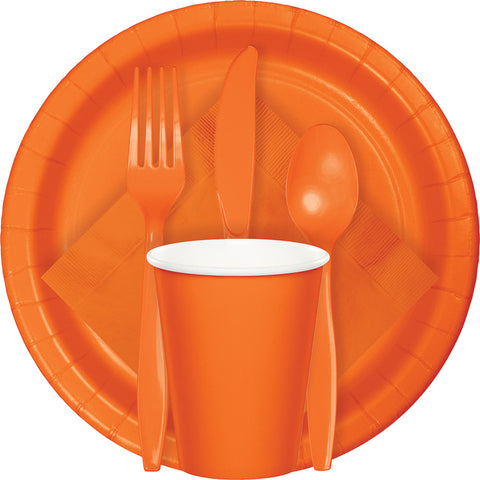 Orange Tableware