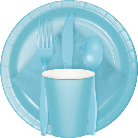 Pastel Blue Tableware
