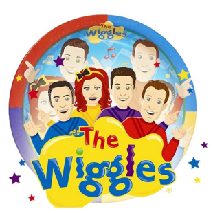 The Wiggles Party Supplies
