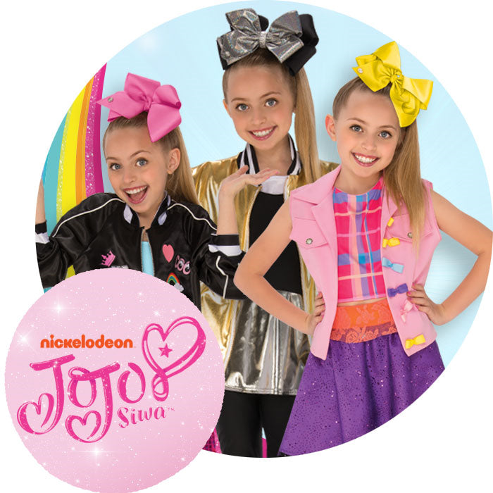 Jojo Siwa Costumes, Decoration  and Party Supplies