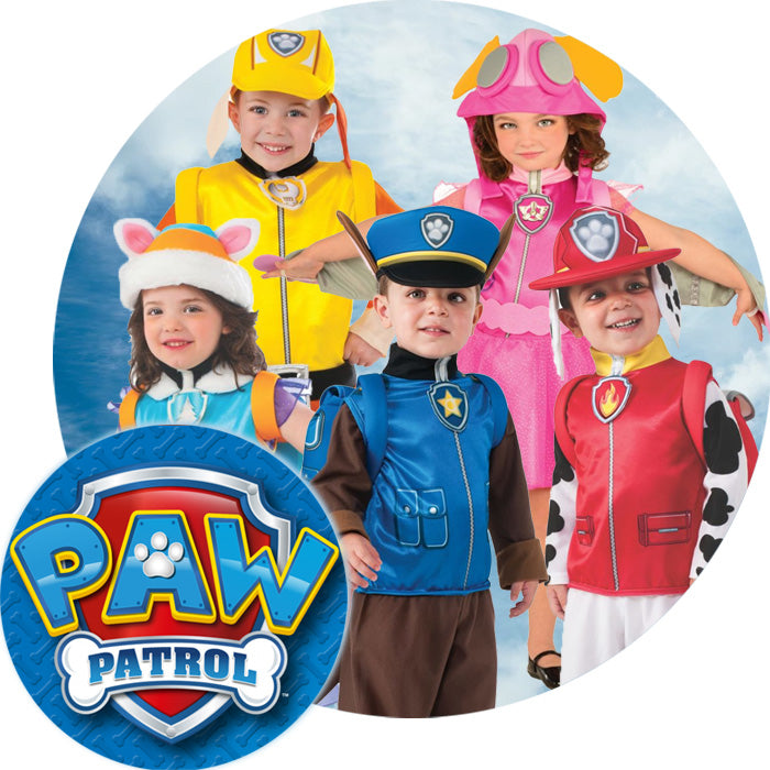 Paw Patrol Costumes, Decoration, Party Supplies