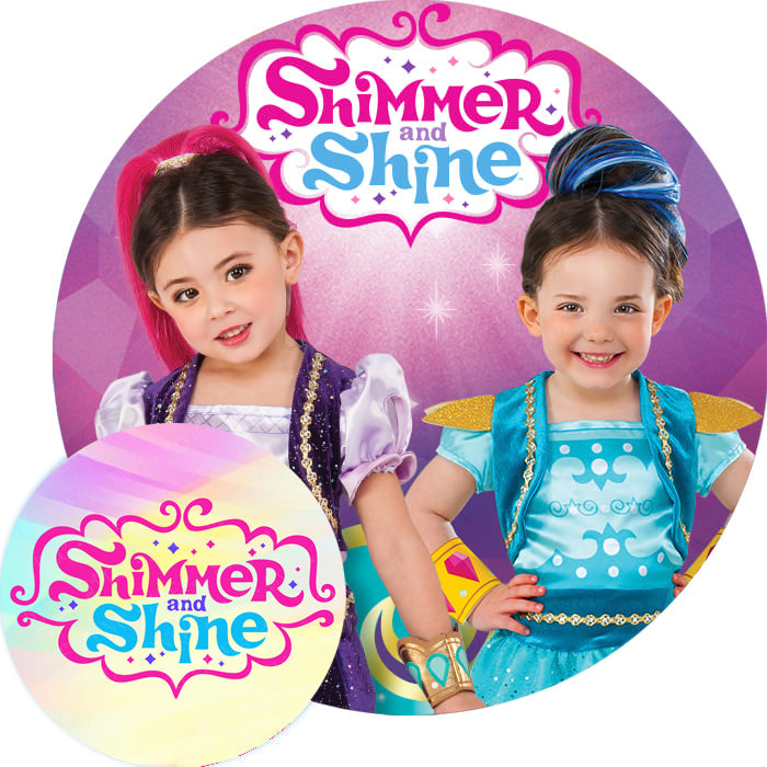 Shimmer and Shine Costumes, Decoration  and Party Supplies