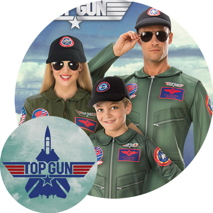Top Gun Costumes, Decoration  and Party Supplies