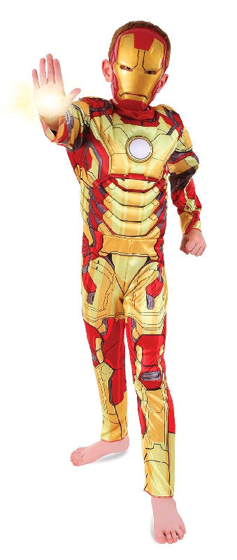 Boys Costume - Iron Man 3 Deluxe