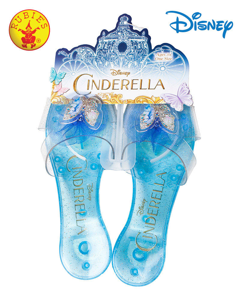 Cinderella Live Action Click Clack Shoes