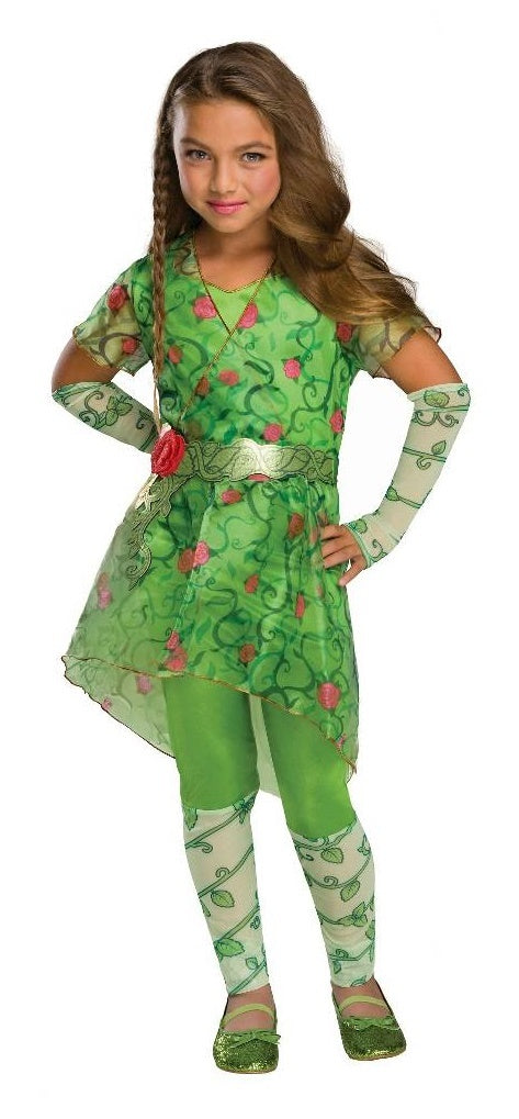 Poison Ivy Dc Superhero Girls Deluxe Party Savers Poison Ivy