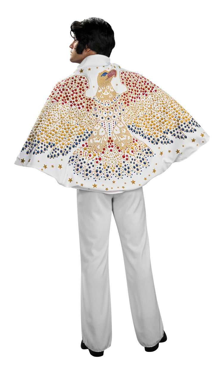 Elvis Cape Adult