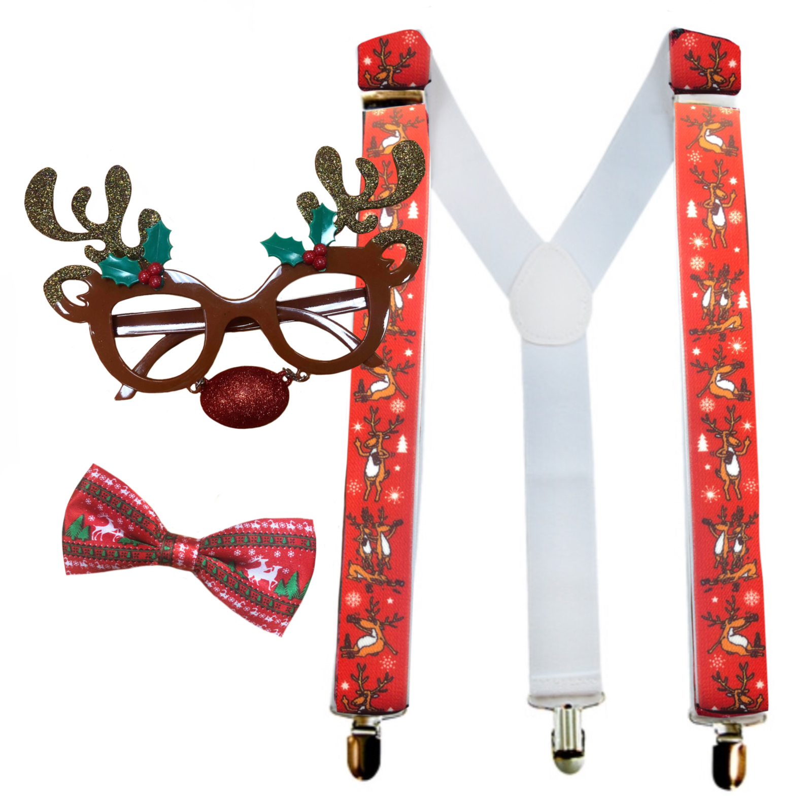 Reindeer Accessory Kit - Party Savers