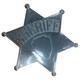 Jumbo Sheriff Badge - Party Savers